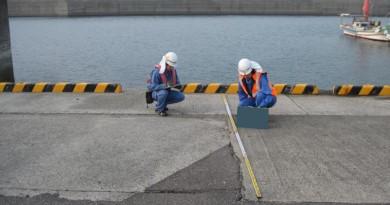 海洋・港湾施設の維持管理